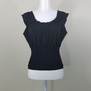 INC International Concepts Petite Blouse Size P/M